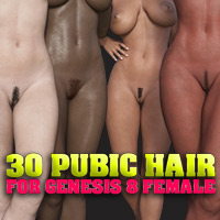 30 Pubic Hair For G8 Female