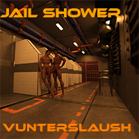 Jail Shower