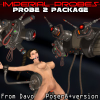 "Imperial Probes ""Probe 2"" For P8+"