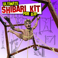 Shibari Kit For G3F