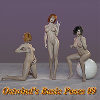 Simple Poses 09