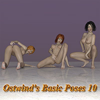 Simple Poses 10
