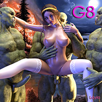 Orc Orgy G8