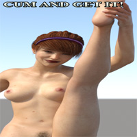 Cum And Get It!