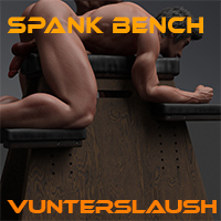 Spank Bench
