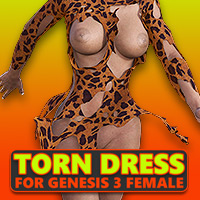 Torn Dress For G3 Female(s)