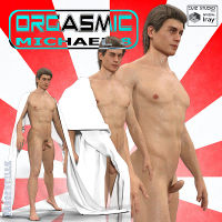 Orgasmic For Michael 8