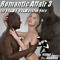 Romantic Affair 3 For G8 Couple