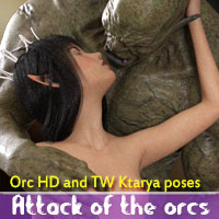 Attack Of The Orcs