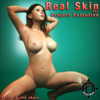 Real Skin For Project Evolution