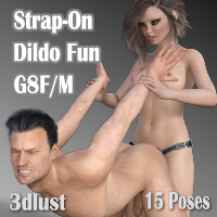 Strap-On Dildo Fun G8M/F