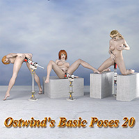 Simple Poses 20