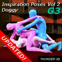 Inspiration Poses - Doggy Volume 2 G3