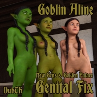 Goblin Aline New Gens 8 And Golden Palace Fix