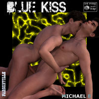 Blue Kiss For Michael 8