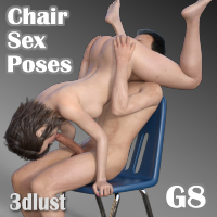 Chair Sex Poses For Genesis 8