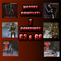 Napped Complete 2 G3 & G8 Combined Bundle
