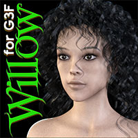 Willow For G3F