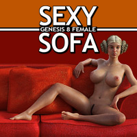 Sexy Sofa For G8F