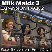 Milk Maids 3 Expansion Pack 2 for P8+