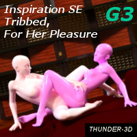 Inspiration SE Tribbed, For Her Pleasure G3