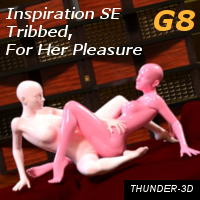 Inspiration SE Tribbed, For Her Pleasure G8