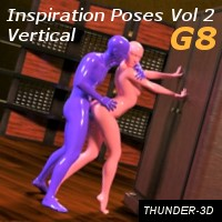 Inspiration Poses - Vertical Volume 2 G8