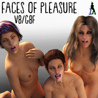 Faces Of Pleasure
