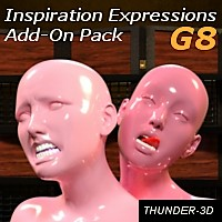 Inspiration Expressions Add-On Pack G8