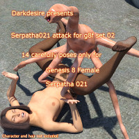 Serpatha 021 Attack For G8F Set 02