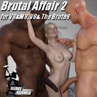 Brutal Affair 2 For G8 Couple
