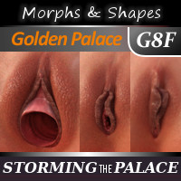 Storming The Palace For G8F Golden Palace