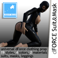 dFORCE Suit & Mask