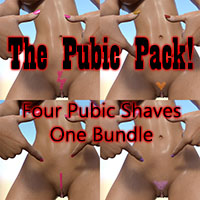 The Pubic Pack