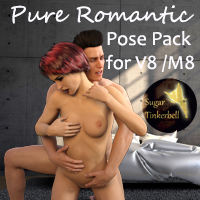 Pure Romantic Pose Pack