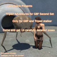 Triped Adventure For G8F Set 02