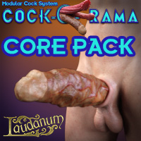 Cock-O-Rama Core Pack