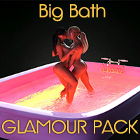 The Big Bath Glamour Pack