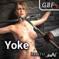 Yoke For Genesis 8 Female
