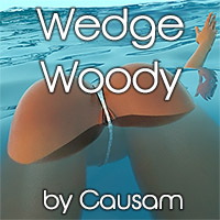 The Wedge Woody