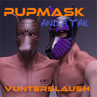 Pup Mask