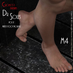 Crom 131's Dr Soles M4 Manly Foot Morphs Vol.2