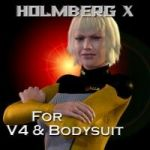 Holmberg X for V4 & V4 Bodysuit
