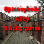 spinneyhead's alley backgrounds