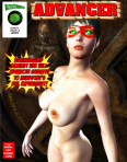 "Battlestrength's ""Advancer"" Adult Comic - Issue 3"