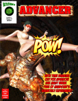 "Battlestrength's ""Advancer"" Adult Comic - Issue 4"