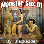 Blackadder's Monster Sex 01