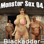 Blackadder's Monster Sex 04