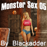 Blackadder's Monster Sex 05