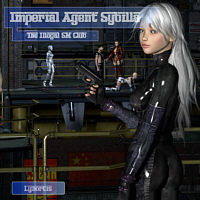 Lynortis' Imperial Agent Sybilla